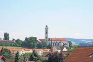 Blick auf Bad Birnbach