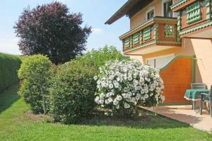 Ruhiger, blickgeschützter Garten