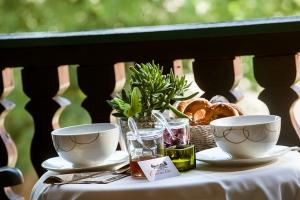 Reichhaltiges Frühstück im Landhaus Cornelia