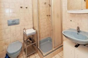 Badezimmer im Appartement***