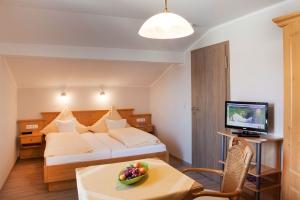 Doppelzimmer im Landhaus Cornelia in Bad Birnbach