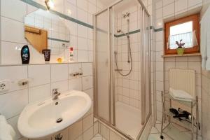 Badezimmer im Comfort-Appartement***