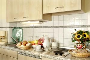 Küche im Comfort-Appartement***