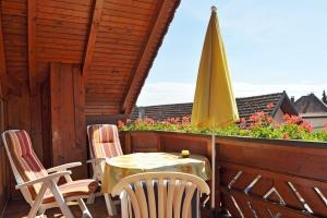 Balkon der Suite***