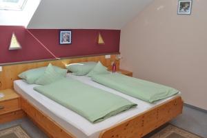 Schlafzimmer in der Suite***