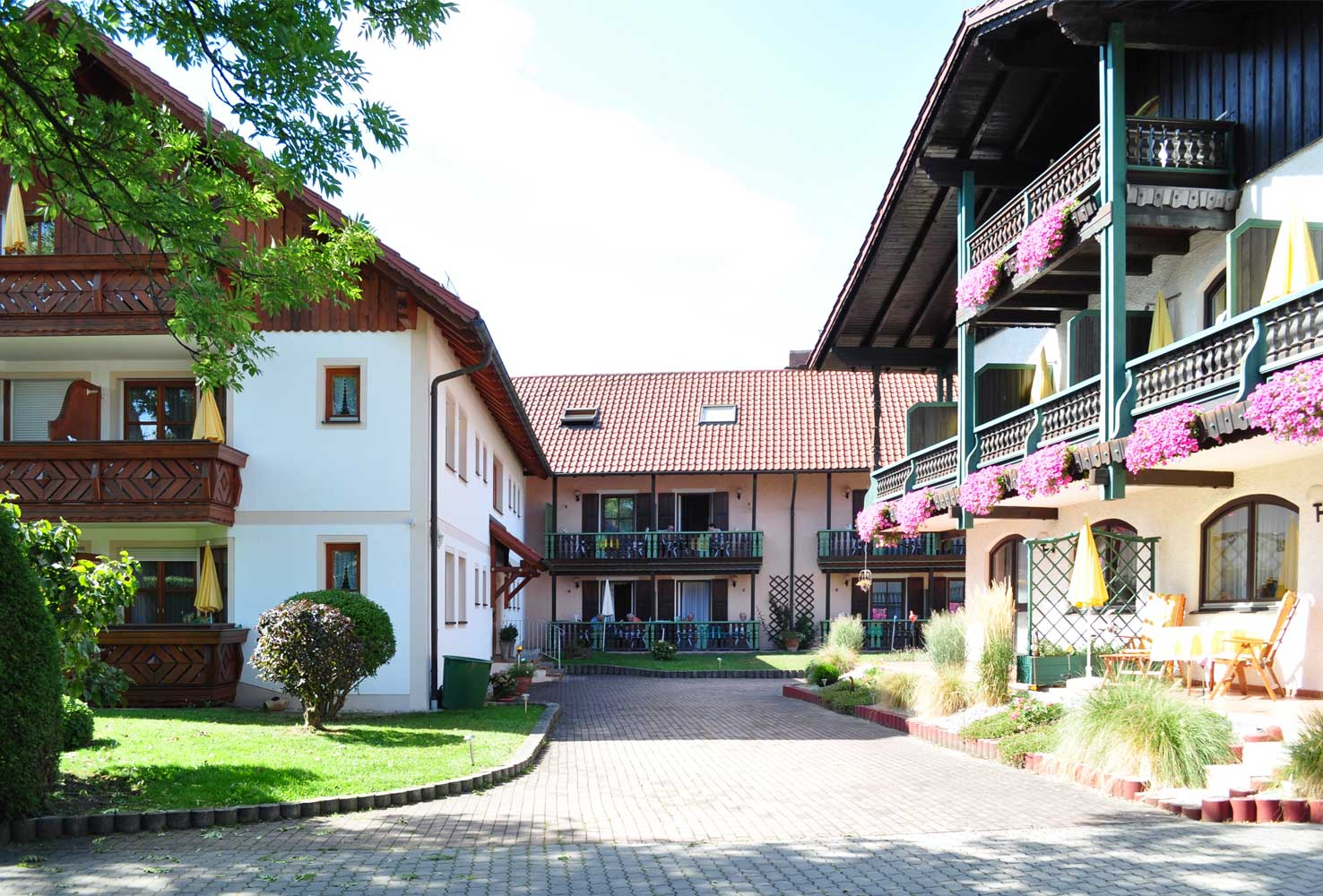 Landhaus Cornelia in Bad Birnbach